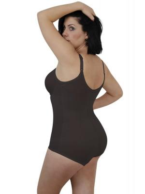 Body modelador pós parto, alça de amamentação